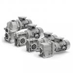 Мотор-редукторы с двигателями переменного тока