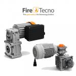 Мотор-редукторы для отопительных котлов с автоматической подачей топлива FIRE TECNO