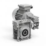 Двухступенчатые мотор-редукторы серии CMM